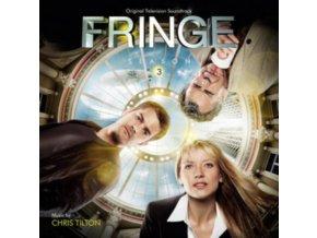 ORIGINAL TV SOUNDTRACK / CHRIS TILTON - Fringe: Season 3 (CD)
