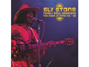 SLY STONE - Family Soul Sessions - The Rare 45 Rpms 63-66 (Yellow Vinyl) (LP)