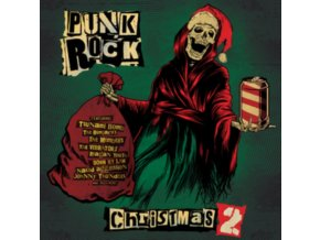 VARIOUS ARTISTS - Punk Rock Christmas 2 (LP)
