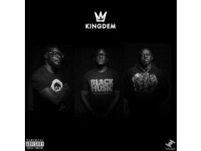 "KINGDEM - The Kingdem EP (12"" Vinyl)"