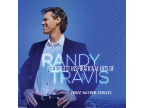 RANDY TRAVIS - The Biggest Inspirational Hits Of Randy Travis (LP)