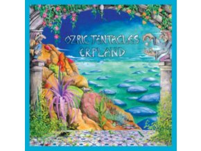 OZRIC TENTACLES - Erpland (2020 Ed Wynne Remaster) (Turquoise Vinyl) (LP)