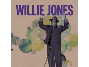 "WILLIE JONES - Warning Shot / Gotta Let It Go (7"" Vinyl)"