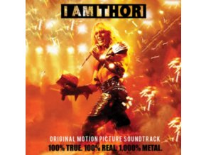 THOR - I Am Thor - Original Motion Picture Soundtrack (CD)