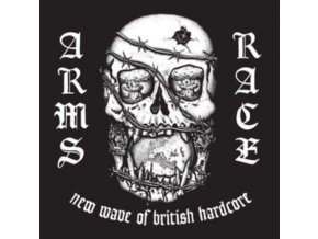 ARMS RACE - New Wave Of British Hardcore (LP)