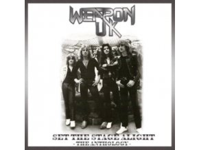 WEAPON UK - Set The Stage Light (LP)