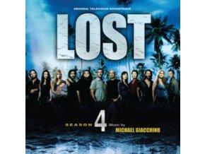 ORIGINAL TV SOUNDTRACK / MICHAEL GIACCHINO - Lost: Season 4 (CD)