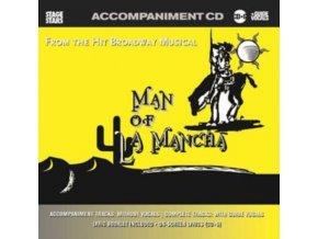VARIOUS ARTISTS - Man Of La Mancha (CD)