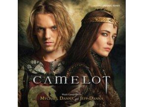 ORIGINAL SOUNDTRACK / MICHAEL DANNA & JEFF DANNA - Camelot (CD)