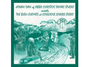 JONAH DAN MEETS THE BUSH - Dubs From Zion Valley EP (LP)