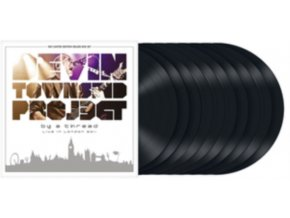 DEVIN TOWNSEND PROJECT - By A Thread - Live In London 2011 (Limited Deluxe Edition) (LP)