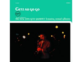 STAN GETZ QUARTET - Getz Au Go Go (LP)
