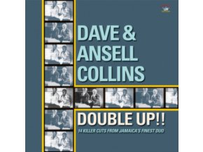 DAVE & ANSELL COLLINS - Double Up (LP)