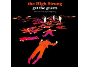 HIGH STRUNG - Get The Guests (LP)