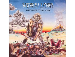 HEAVY LOAD - Stronger Than Evil (LP)