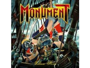 """MONUMENT - William Kidd (7"""" Vinyl)"""
