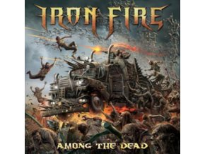 IRON FIRE - Among The Dead (LP)