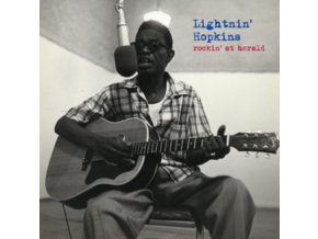 LIGHTNIN HOPKINS - Rockin At Herald (LP)