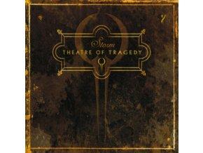 THEATRE OF TRAGEDY - Storm (Gold / Black Marble Vinyl) (LP)