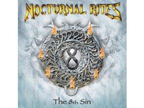NOCTURNAL RITES - 8Th Sin (LP)