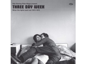 VARIOUS ARTISTS - Bob Stanley & Pete Wiggs Present Three Day Week - When The Lights Went Out 1972-1975 (LP)