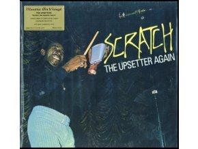 UPSETTERS - Scratch The Upsetter Again (Orange Vinyl) (LP)