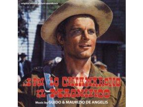GUIDO & MAURIZIO DE ANGELIS - E Poi Lo Chiamarono Il Magnifico (LP)