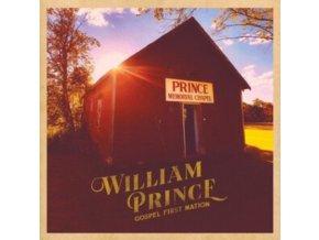 WILLIAM PRINCE - Gospel First Nation (LP)