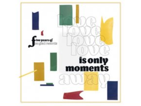 "VARIOUS ARTISTS - Love Is Only Moments Away (12"" Vinyl)"