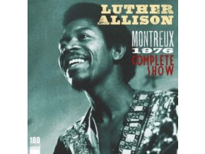 LUTHER ALLISON - Montreux 1976 Complete Show (LP)