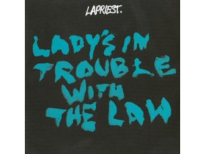 LA PRIEST - LADY'S IN TROUBLE WITH THE LAW (1 12in / vinyl)