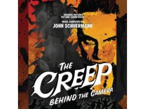 JOHN SCHUERMANN - The Creep Behind The Camera Ost (CD)