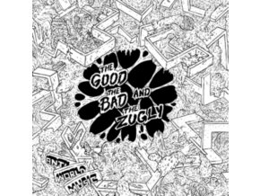 BAD & THE ZUGLY THE GOOD - Anti World Music (LP)