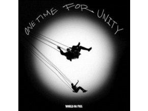 """WORLD BE FREE - One Time For Unity (Black/White Splatter Vinyl) (12"""" Vinyl)"""