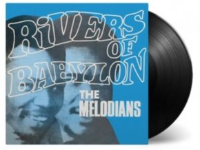 MELODIANS - Rivers Of Babylon (LP)