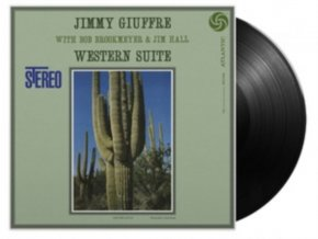 JIMMY GIUFFRE - Western Suite (LP)