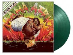 PETER TOSH - Mama Africa (Coloured Vinyl) (LP)