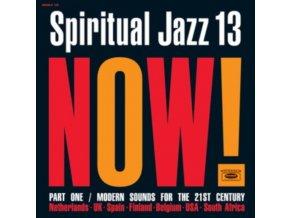 VARIOUS ARTISTS - Spiritual Jazz 13: Now. Pt. 1 (LP)