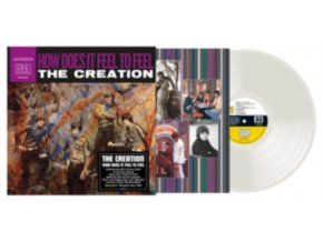 CREATION - How Does It Feel To Feel? (Clear Vinyl) (LP)