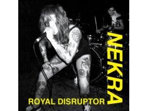 "NEKRA - Royal Disruptor (7"" Vinyl)"