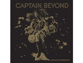 "CAPTAIN BEYOND - Uranus Expressway (7"" Vinyl)"