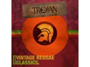 ORIGINAL VINTAGE REGGAE CLASSICS - Original Vintage Reggae Classics (LP)
