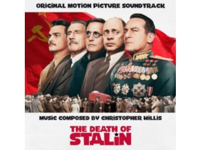 CHRISTOPHER WILLIS - The Death Of Stalin - OST (LP)
