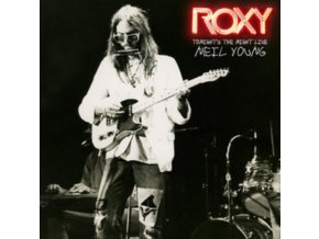 NEIL YOUNG - Roxy - Tonights The Night Live (LP)