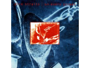DIRE STRAITS - On Every Street (Syeor) (LP)
