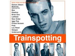 VARIOUS ARTISTS - Trainspotting (CD)