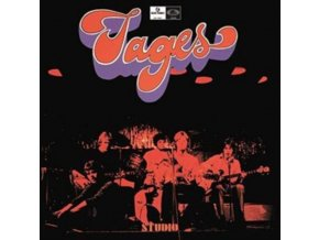 TAGES - Studio - The Later Recordings (LP + DVD)