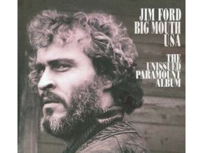 JIM FORD - Big Mouth Usa - The Unreleased Paramount Album (LP)