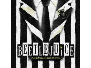 ORIGINAL SOUNDTRACK / EDDIE PERFECT - Beetlejuice (Original Broadway Cast Recording) (CD)