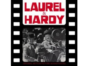 VARIOUS ARTISTS - Laurel & Hardy - Original Soundtrack (CD)
